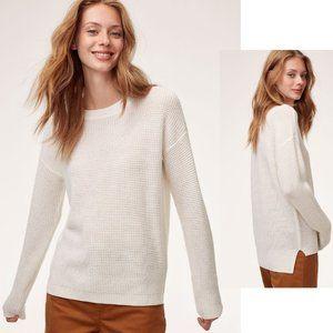 Aritzia Wilfred Free Merino Wool Isabelli Sweater